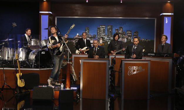 The Jimmy Kimmel Show on ABC TV