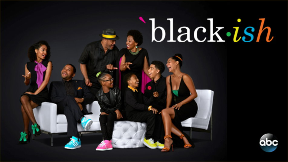 Black-ish on ABC TV