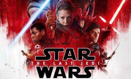 Star Wars The Last Jedi – in theaters soon