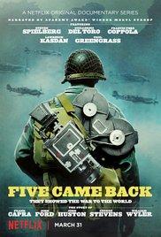Five Came Back a Netflix Original